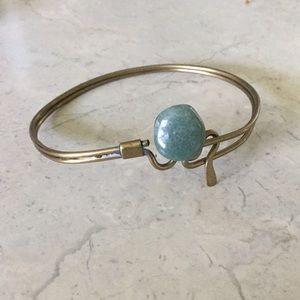 Jewelry - Jade bangle bracelet